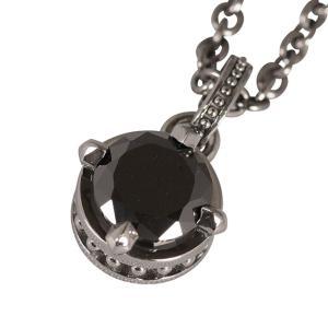 ネックレス メンズ 男性 ブランド 人気ブランド Royal Stag Zest キュービック・ジルコニア ペンダント