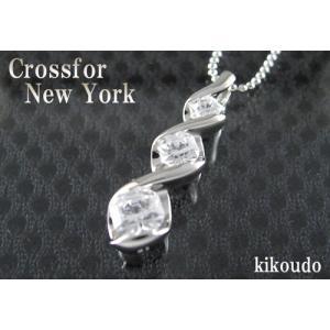 クロスフォーニューヨーク シルバー925 ネックレス NPN-146|jewelselect