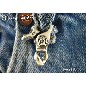 シルバー925 キーチェーン 紋章ミニ|jewelselect