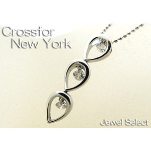 クロスフォーニューヨーク シルバー925 ネックレス NPN-231|jewelselect
