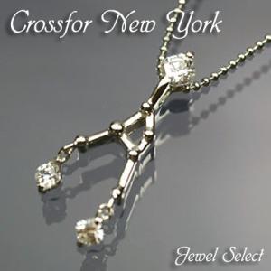 クロスフォーニューヨーク シルバー925 ネックレス NPN-211 かに座|jewelselect
