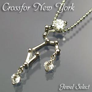 クロスフォーニューヨーク シルバー925 ネックレス NPN-212 しし座|jewelselect