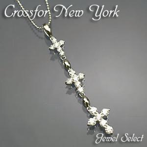 クロスフォーニューヨーク シルバー925 ネックレス NPN-247|jewelselect