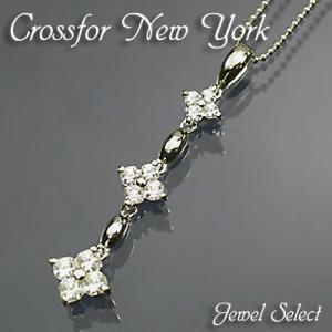 クロスフォーニューヨーク シルバー925 ネックレス NPN-252|jewelselect