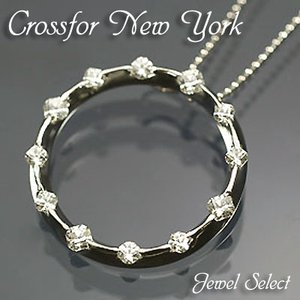 クロスフォーニューヨーク シルバー925 ネックレス NPN-257|jewelselect
