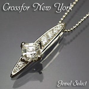 クロスフォーニューヨーク シルバー925 ネックレス NPN-269|jewelselect
