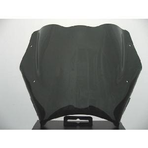 DUCATI ドゥカティ モンスター696/796/1100/1100 EVO F.FABBRI ダークスモークスクリーン イタリア製 新品未使用 バイク ツーリング|jewelselect