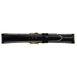 送料無料 松阪牛 マツザカレザー SATORI さとり 腕時計 革ベルト ブラック バンビ|jewelselect