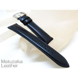 松阪牛 マツザカレザー SATORI さとり 腕時計 革ベルト ブラック バンビ|jewelselect
