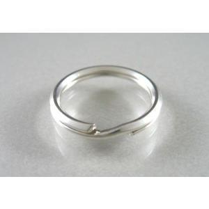 シルバー925 キーリング19.5mm|jewelselect