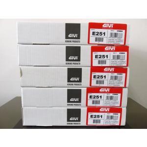 即納 GIVI ジビ E251 汎用ベースプレート モノキーケース用 フィッティングキット付属|jewelselect|02