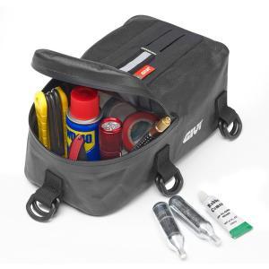 GIVI ジビ GRT707 防水リアバッグ シートバッグ 5L モタード オフロード バイクに DUCATI KTM BMW HUSQVARNA|jewelselect|02