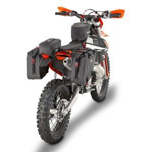 GIVI ジビ GRT707 防水リアバッグ シートバッグ 5L モタード オフロード バイクに DUCATI KTM BMW HUSQVARNA|jewelselect|03