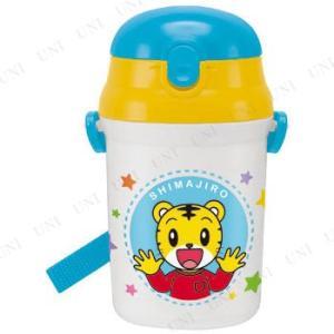しまじろうデザインのストローボトルです。自分で飲む練習ができるので、初めての水筒にピッタリ。やわらか...
