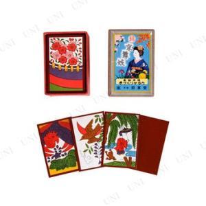 花かるた 京舞妓  (赤) おもちゃ 玩具 オモチャ カードゲーム 花札