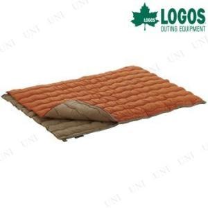 LOGOS(ロゴス) 2in1 Wサイズ丸洗い寝袋 2 シュラフ 寝袋 アウトドア用品 キャンプ用品 レジャー用品 寝具 jewelworld