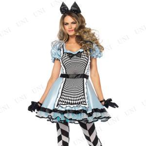 コスプレ 衣装 LEG AVENUE レッグアベニュー LA 85533 アリス 2点セット 正規品 ハロウィン 仮装 コスチュームの商品画像|ナビ