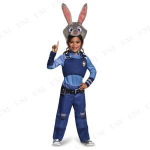 コスプレ 仮装 ジュディ ホップス クラシック 女の子用 XS(3T-4T) 衣装 ハロウィン