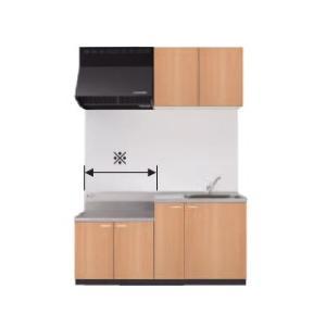 パナソニック 新型APキッチン 間口1650mm テーブルコンロタイプ 調理機器設置スペースW600 扉柄グレード20