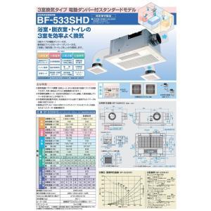 高須産業 浴室換気乾燥暖房機 BF-533SHD|jfirst|02