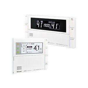 リンナイ ガスふろ給湯器用リモコンセット MBC-300VC インターホン機能付|jfirst