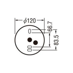 ODELIC シーリングライト 人感センサON-OFF型 白熱灯60W相当 OL 251 781(電球色)|jfirst|02