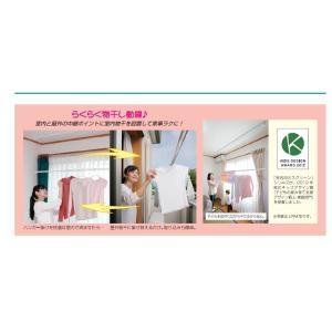 川口技研 室内用ホスクリーン 昇降式操作棒タイプ URB-L-W|jfirst|03