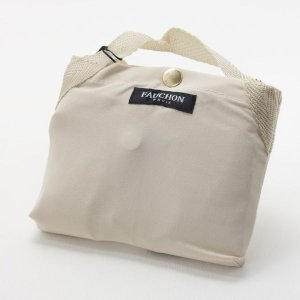 FAUCHON(フォション)キュートエコバッグ(オフホワイト)|jfulstore