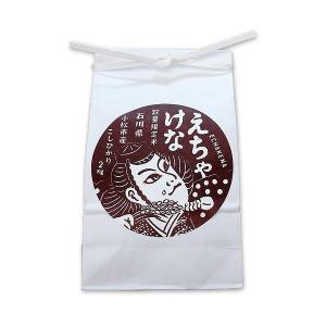 母の日 石川県産 2020 新米 えちゃけな米 精米 2kg 産地直送 代引き不可