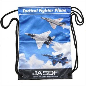空自戦闘機ナップサック|jieitai-net