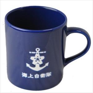 海上自衛隊グッズ 撥水加工マグカップ  基地限定販売品(CUP-1)|jieitai-net