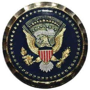 米空母ジョージ・ワシントンメダル|jieitai-net