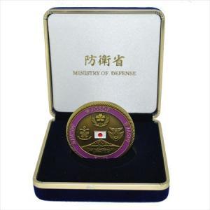 防衛省メダル 45mm 金Ver|jieitai-net