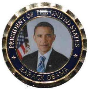 オバマ大統領メダル|jieitai-net