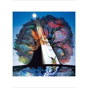 ジグソーパズル APP-500-241 藤城清治 月光の響  500ピース