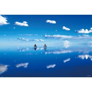 商品名:BEV-51-214 風景 ウユニ塩湖 1000ピース サイズ:49×72cm 品 番:BE...