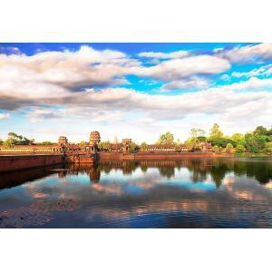 ジグソーパズル EPO-71-925 風景 アンコールワット-カンボジア 300ピース 【あすつく】