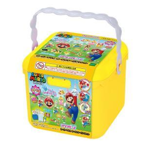 エポック社 AQ-S87 アクアビーズ スーパーマリオ オールスターバケツセット  おもちゃ [CP...