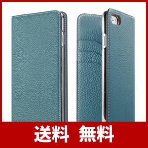ミニマルデザインでありながら機能性を考え抜かれた手帳型iPhoneケース。手に程良くフィットするスリ...