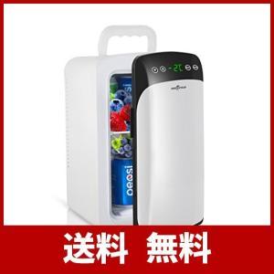 Rockpals 冷温庫 10L−2℃~60℃ 保冷庫 ミニ冷蔵庫 温度調節可能 温度表示 保冷ボックス 小型冷蔵庫 2システム 保温・保冷両用 ミニ|jigyoubu