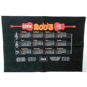 EDWIN オールド・デニムカレンダー 2003|jiima