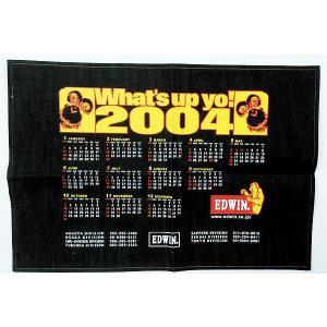 EDWIN オールド・デニムカレンダー 2004|jiima