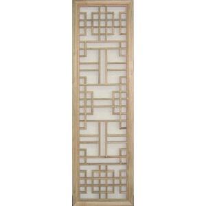 韓国風格子 SR2001 透かし建具 生地 400×1400|jikkenkoubou