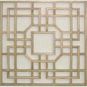 韓国風格子 SR2005 透かし建具 生地 500×500|jikkenkoubou