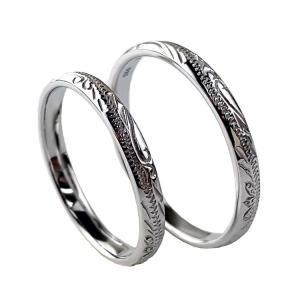 ペアリング 指輪 クロストゥーミー close to me ブルーダイヤモンド ハワイアンジュエリー シルバー アクセサリー カップル ペア リング SR14-024|jikudo