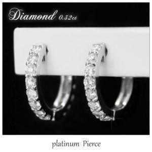 ピアス レディース Pt900 プラチナ ダイヤモンド 0.32ct ファッション ジュエリー ピアス MA590039 送料無料|jikudo