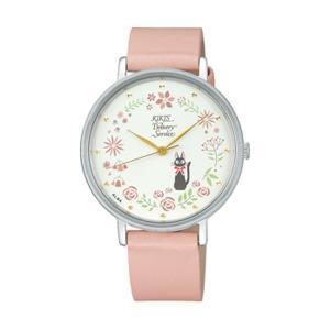魔女の宅急便 KIKIS DeliveryService 腕時計 レディース セイコー アルバ SEIKO ALBA スタジオジブリ作品 コラボレーション ウオッチ ACCK 正規品|jikudo