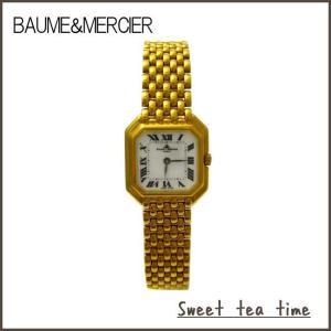 ボーム&メルシエ 腕時計 レディース BAUME&MERCIER 時計 18K クォーツ ウオッチ MOA05771 正規品 送料無料|jikudo