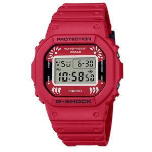 カシオ Gショック CASIO G-SHOCK 腕時計 メンズ ウオッチ 達磨 DW-5600DA 国内正規品|jikudo