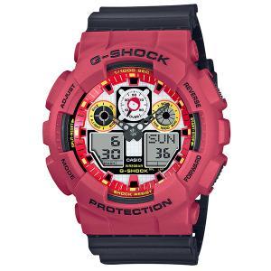 カシオ Gショック CASIO G-SHOCK 腕時計 メンズ ウオッチ 達磨 GA-100DA 国内正規品|jikudo